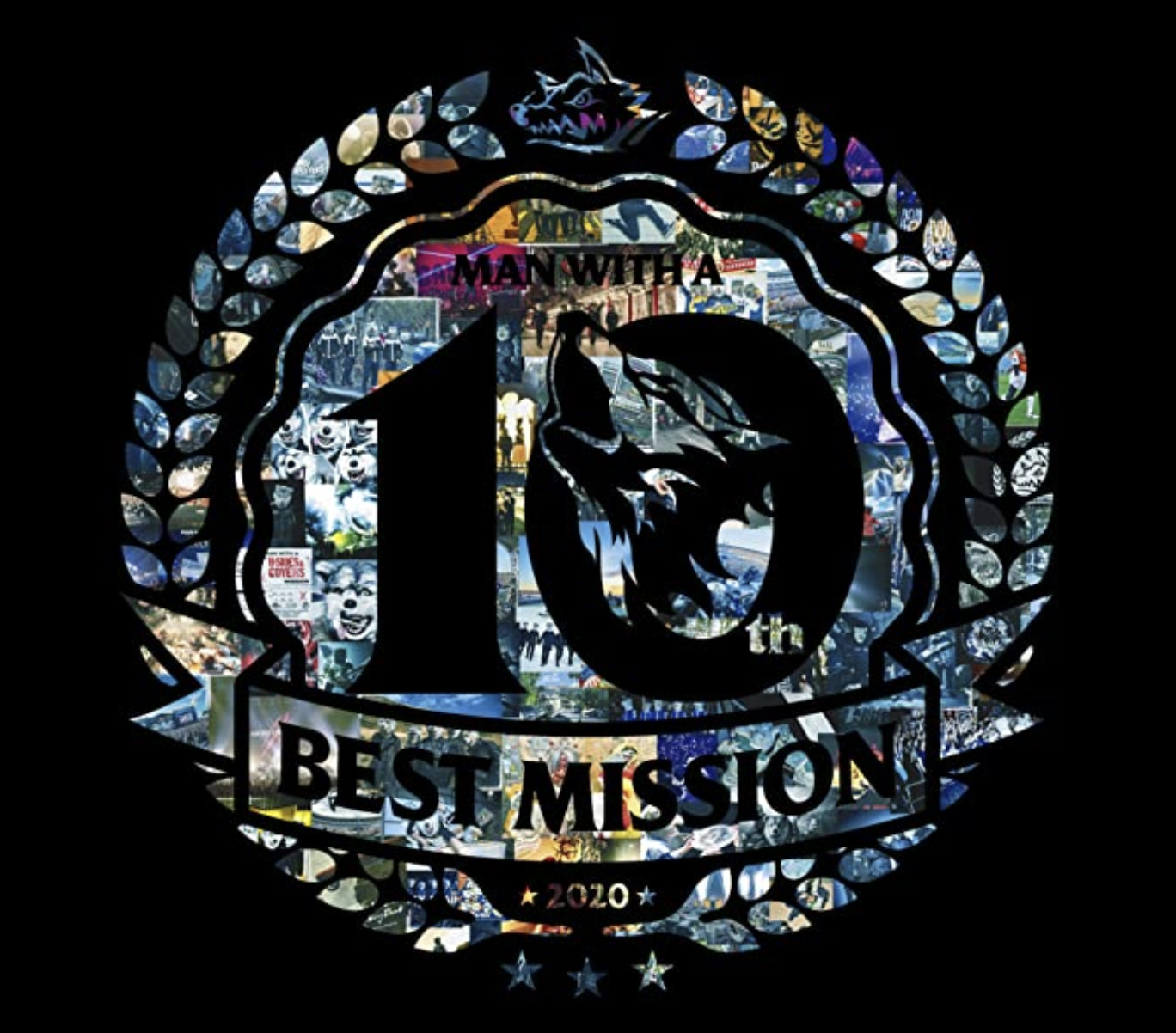 """「MAN WITH A """"BEST"""" MISSION」"""