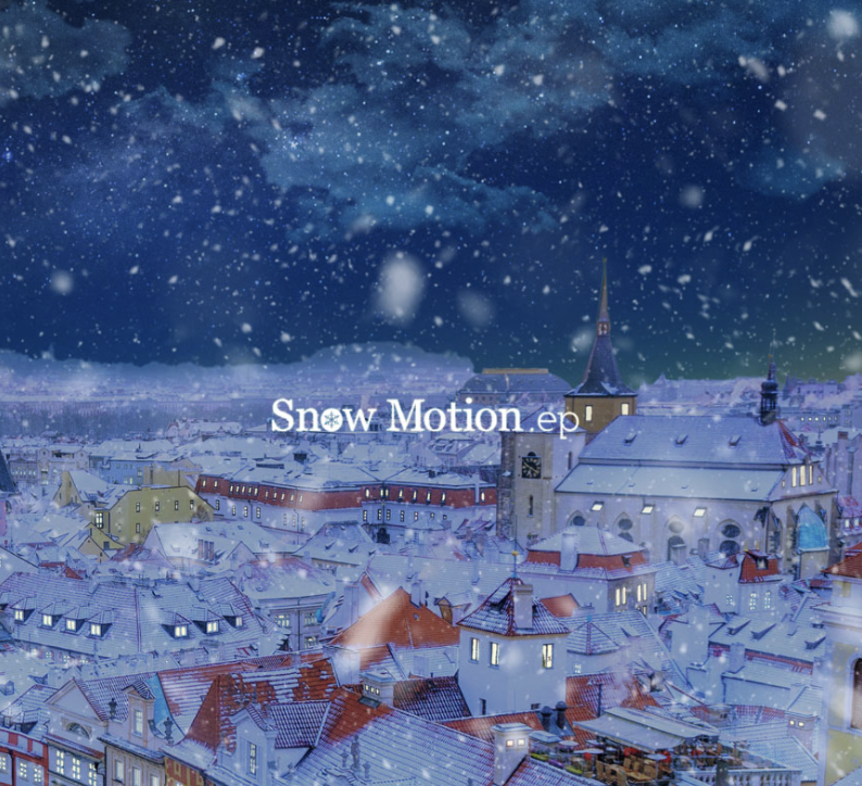 BIGMAMA『Snow Motion.EP』